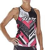 Zoot Women's LTD Racerback Tri Tank - High Performance Triathlon Tank Top (Team '19, Large)