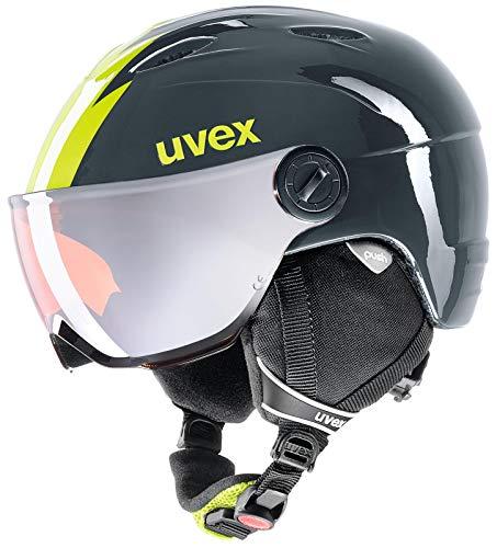 Uvex Vizier Pro Skihelm voor kinderen