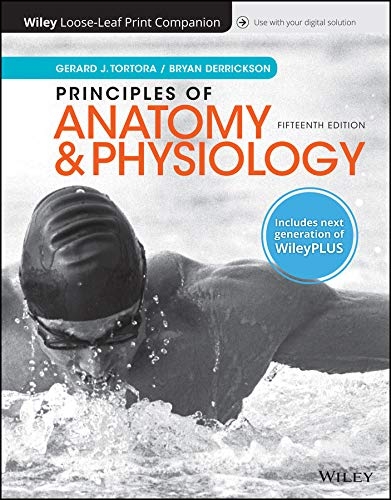 Image OfPrinciples Of Anatomy And Physiology, 15e WileyPLUS (next Generation) + Loose-leaf