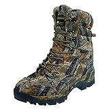 Northside Mens Crossite Hiking Boot, Tan Camo, 12 M US
