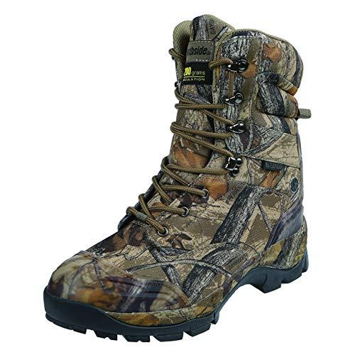 Northside Mens Crossite Hiking Boot, Tan Camo, 11 M US