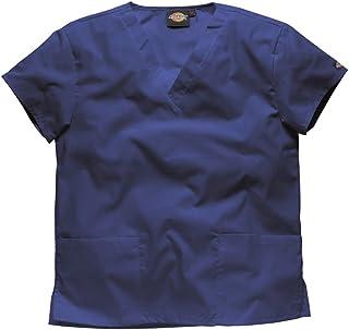 Dickies Workwear Pantalones medicinales con cord/ón Pantalones de Deslizamiento Mujeres y Hombres Profesiones-Dentista//Enfermera//Veterinario//Medico//Sanitaria