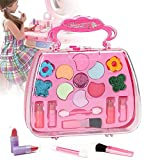 Juguetes de seguridad de belleza,Maquillaje Set Girls Toys con bolsa...