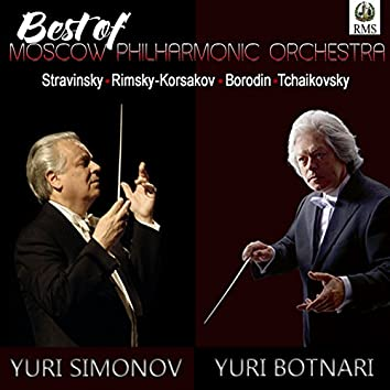 The Best of Moscow Philharmonic Orchestra