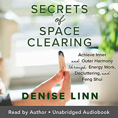 Secrets of Space Clearing cover art