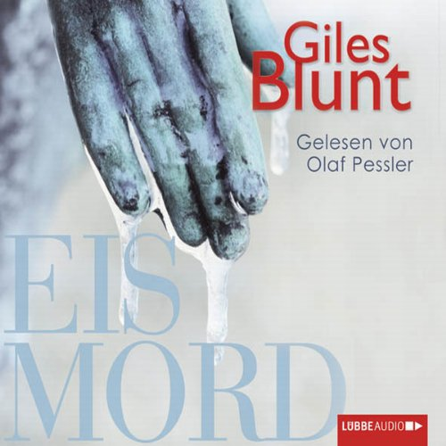 Eismord audiobook cover art