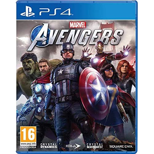 Marvel'S Avengers – Bundle Edition - Bundle - PlayStation 4