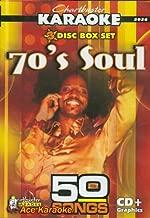 70's Soul Cdg 50 Song Pk