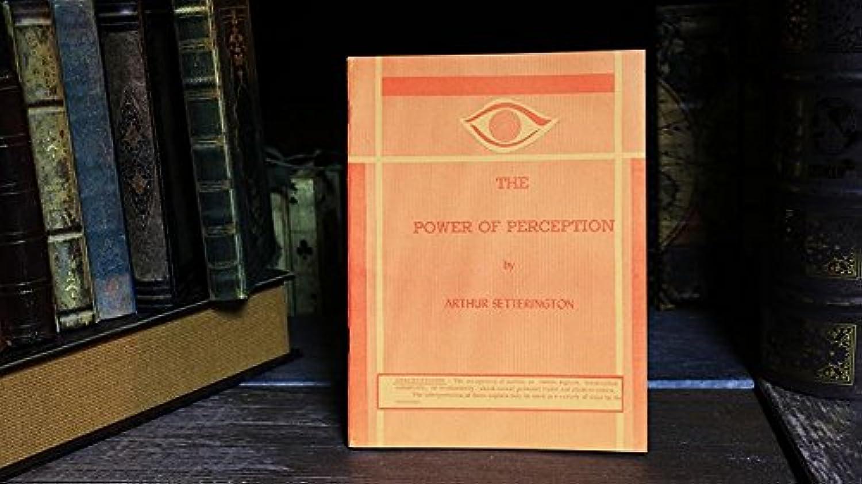Ed Meredith The Power of Perception by Arthur Setterington  Book