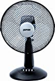 Zephir PHS41N Ventilatore da Tavolo Nero, Nero