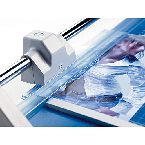 Dahle 552 Professional Rolling Trimmer 20' Cut Length 20 Sheet Capacity...