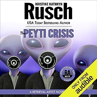 The Peyti Crisis audiobook cover art