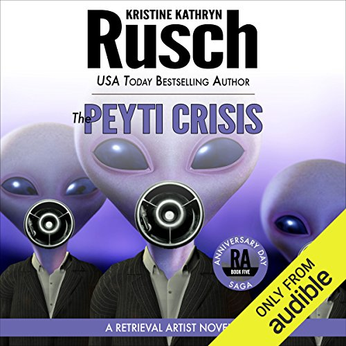 The Peyti Crisis audiobook cover art