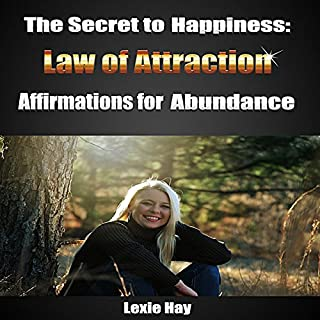 The Secret to Happiness: Law of Attraction cover art