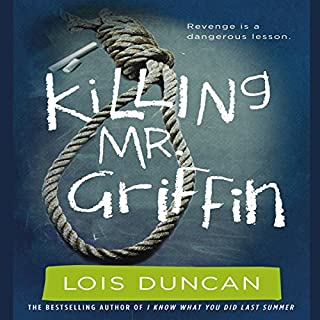 Killing Mr. Griffin audiobook cover art