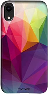 Macmerise IPCIXRPMI0448 Crystal Art - Pro Case for iPhone XR - Multicolor (Pack of1)