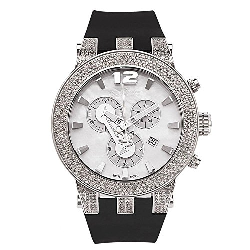 Joe Rodeo diamond reloj - Broadway CTW plata 5