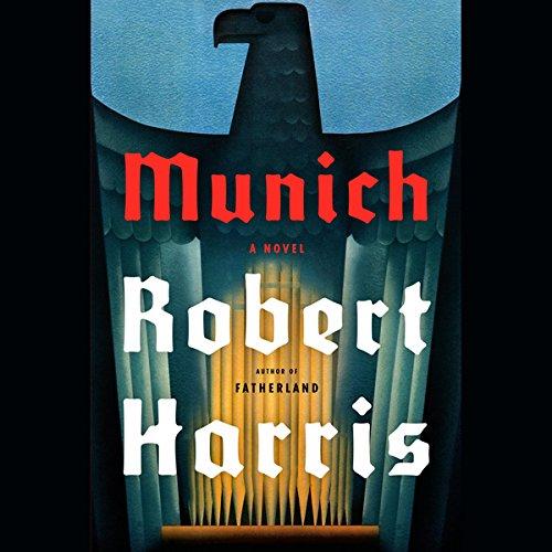 Munich audiobook cover art