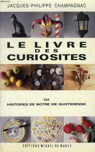 Livre des curiosites (le)