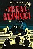 El misterio de la salamandra: Serie Clue (INFANTIL / JUVENIL)