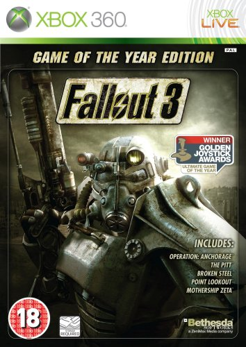 Fallout 3 - Game Of The Year Edition (Xbox 360) [Edizione: Regno Unito]