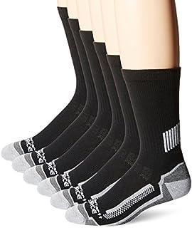 Carhartt Men's Force Performance Work Crew Socks (3/6 Packs)