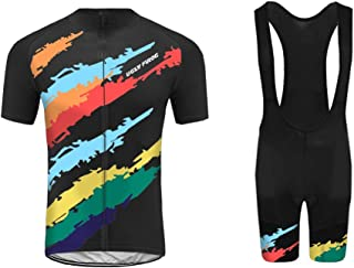 Uglyfrog 2019 Newest Short Sleeve Quick Dry Bike Jersey Breathable Basic Shirts for Sports XSNX04