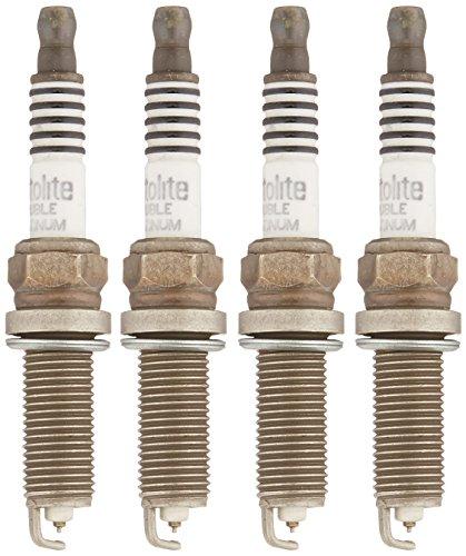 Autolite APP5683 Double Platinum Spark Plug, Pack of 1