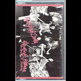 New York Dolls: Lipstick Killers Mercer St. Sessions Cassette VG++ USA