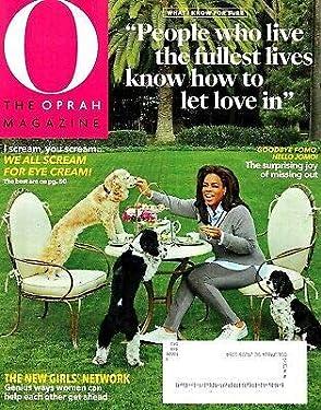 O: The Oprah Magazine (April, 2020) Women Helping Women