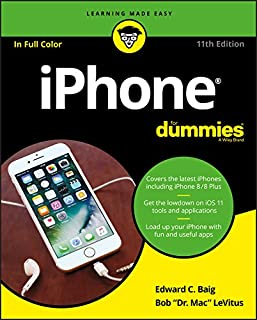 iPhone For Dummies (For Dummies (Computer/Tech))