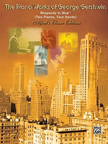 Rhapsody in Blue, Ausgabe für Klavier von George Gershwin