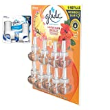 Glade PlugIns Scented Oil Refill, Essential Oil Infused Wall Plug in, 6.39 fl. oz, 9 ct. (Havaiian Breeze)