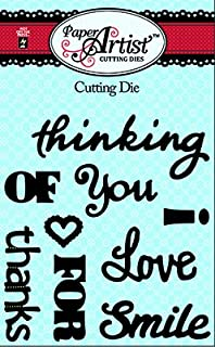 Cutting Die Set by Hot Off The Press   Scrapbooking, Card Making, Gifts and Home Décor - Inspiration at Your Finger Tips (9 Little Words)