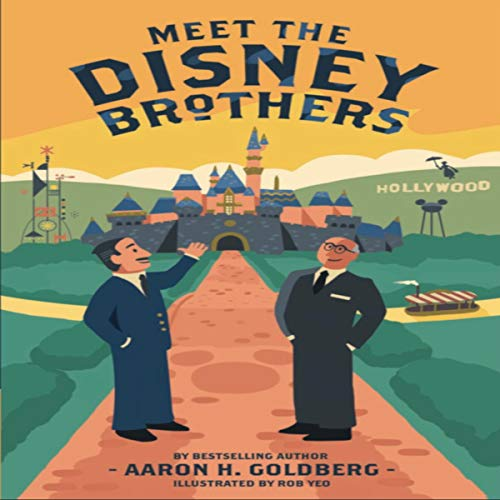 Meet the Disney Brothers cover art