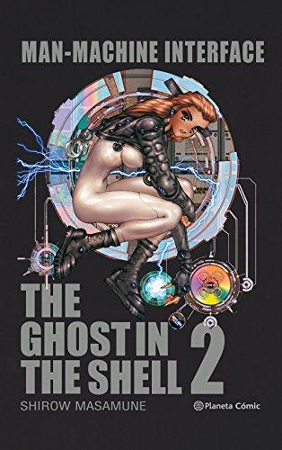 Ghost in the Shell 2 Man-machine Interface (Trazado) (Manga Seinen)