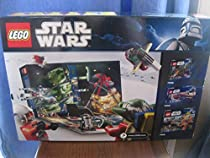 Wow! Star Wars LEGO Advent Calendar. Christmas gift for Star Wars fans, LEGO enthusiasts, or any variety of cool nerd.
