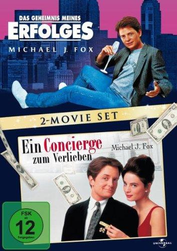 Das Geheimnis meines Erfolges / Eine Concierge zum Verlieben [2 DVDs]