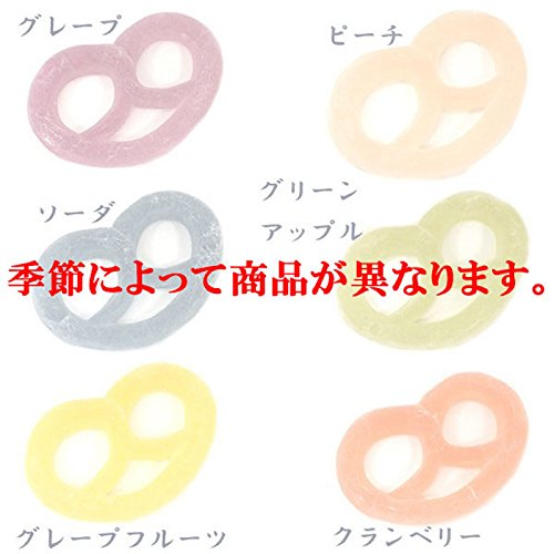 ヒトツブカンロ飴東京駅限定グミッツェルグミスイーツあめ水飴お菓子(6個入り)