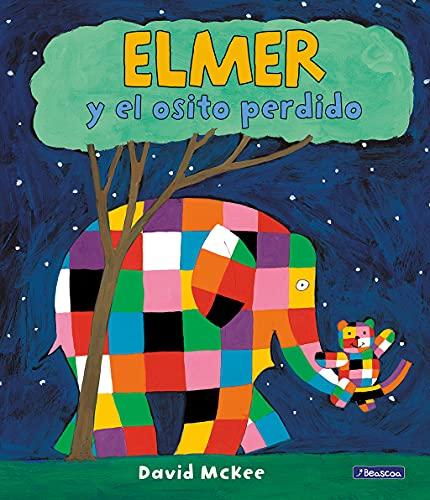 Elmer y el osito perdido (Elmer. Álbum ilustrado)