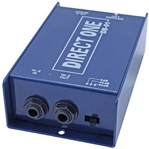 Passive Di direct box 1/4