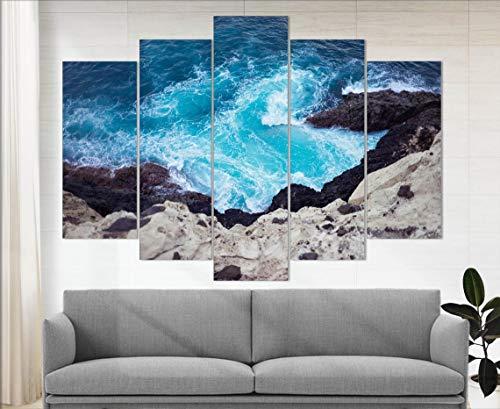 Canvas art ocean wall art