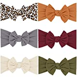Baby Girls Headbands with Bows Infant Toddler...