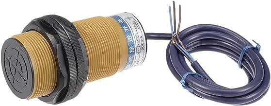 uxcell LJC38A4-20-Z/AY 1-20mm Capacitance Proximity Sensor Switch PNP NC DC 6-36V 200mA