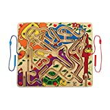 Hape Zoo'm Magnetic Toddler Wooden Maze Puzzle