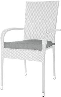 Amazon.es: silla ratan: Jardín