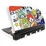 妖怪ウォッチ new NINTENDO 3DS 専用 カスタムハードカバー カラフル Ver.