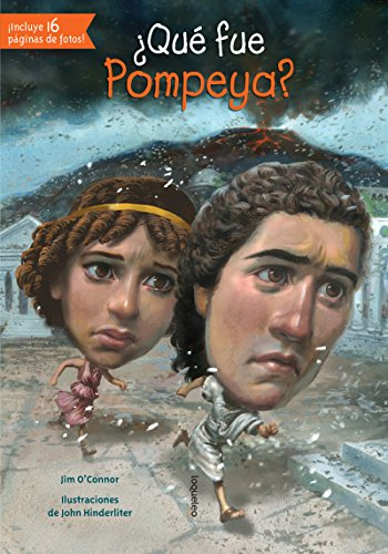 Que Fue Pompeya? (Que Fue...? / What Was...?)