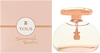 Tous Sensual Touch Women's Spray, 3.4 Ounce