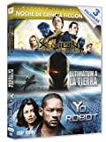 X-Men Primera Generacion/ Ultimatum A La Tierra/ Yo, Robot - Tri [DVD]